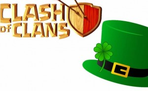 St Patrick's day Clash of Clans update desired for March 17