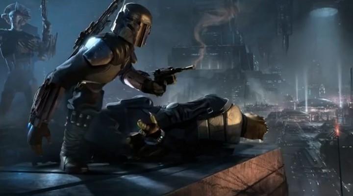 Star Wars 1313: Boba Fett in action