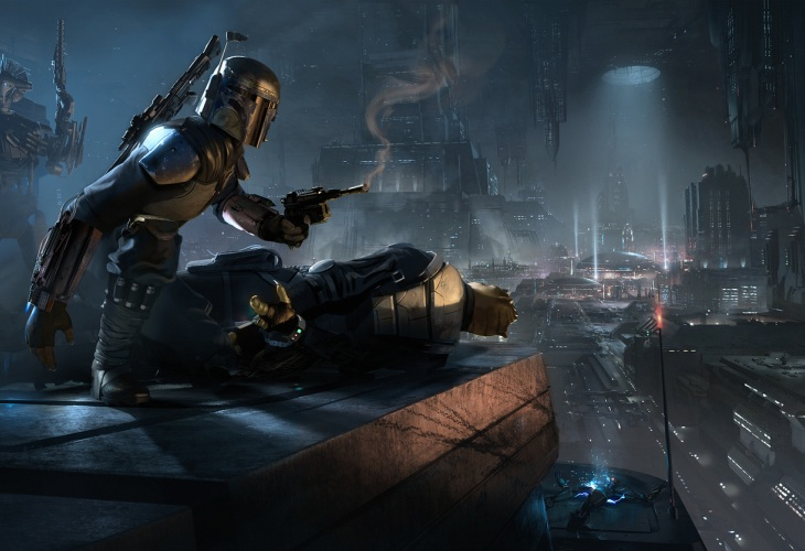 Star Wars 1313 type game for PS4 and Xbox One