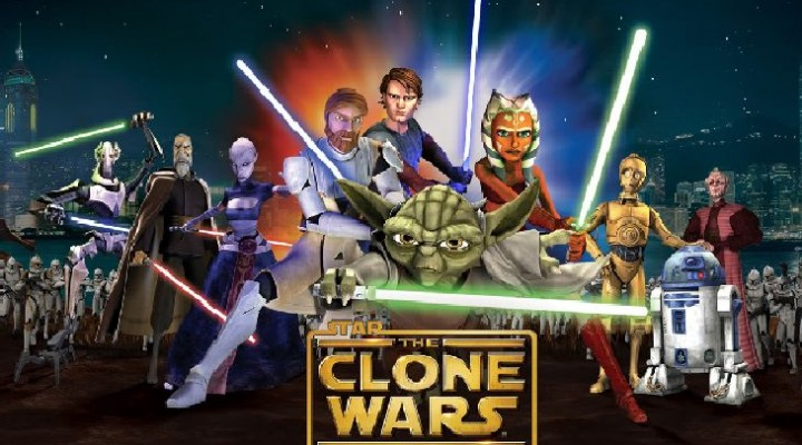 Netflix snags Star Wars: The Clone Wars exclusivity
