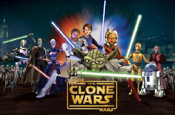 Netflix snags Star Wars: The Clone Wars exclusivity
