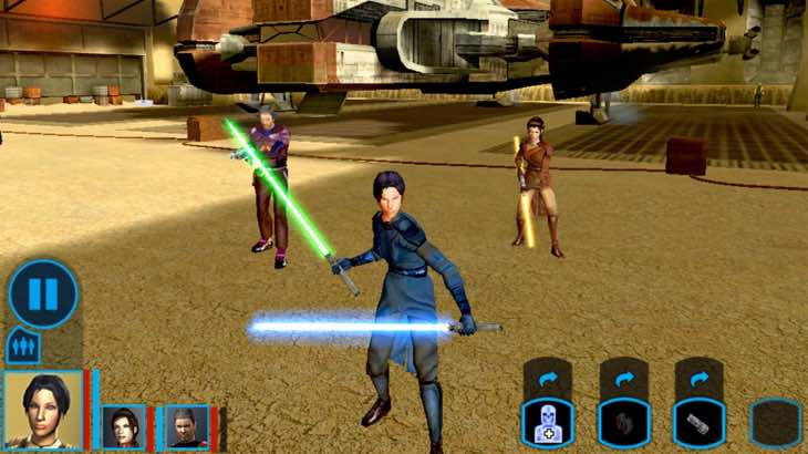 Star Wars- Knights of the Old Republic Android