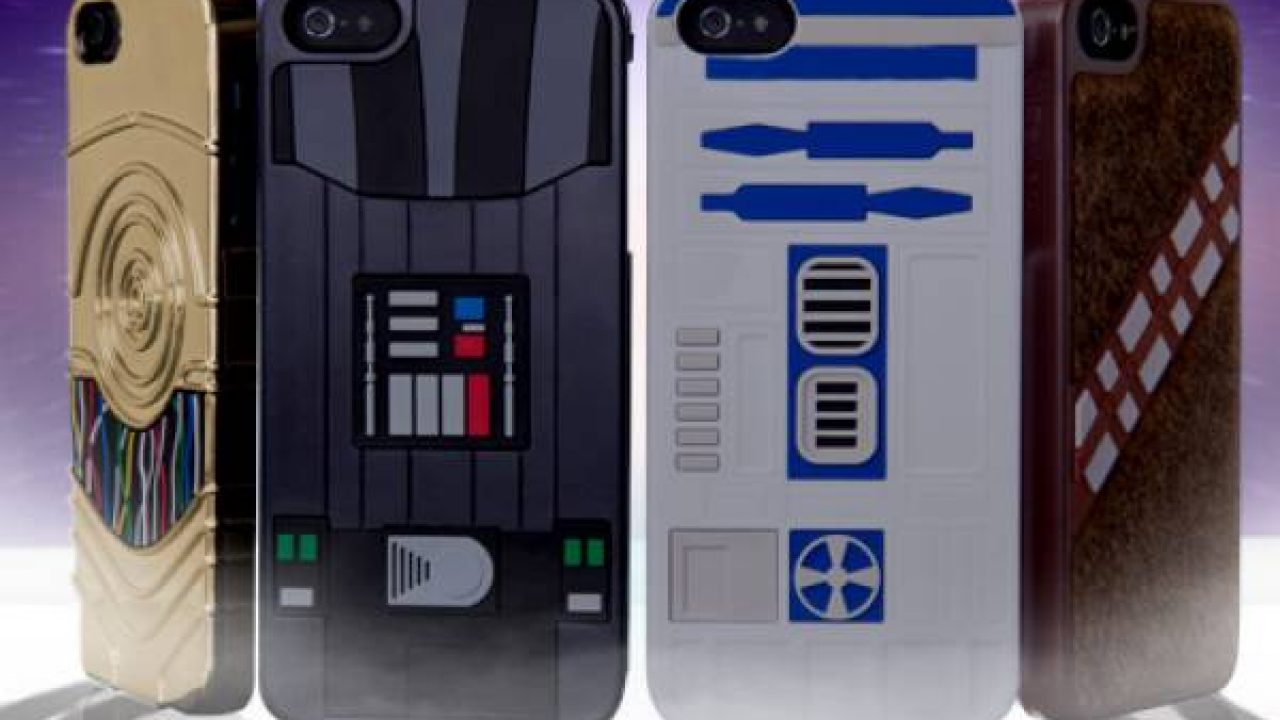 Star Wars cases for iPhone 5 include R2D2, Darth Vader – Product