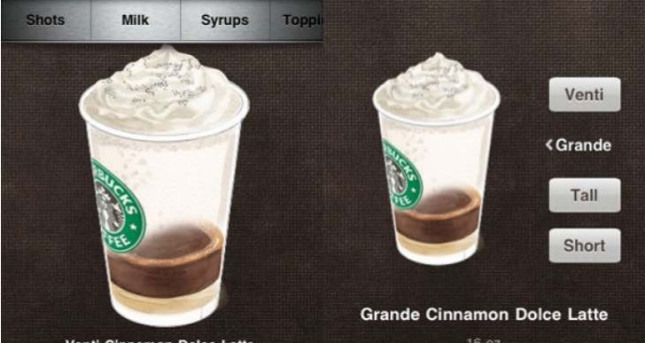 Starbucks app for Windows Phone release in April or May