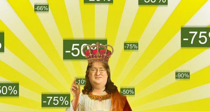 Steam AAA games desired for 2015 Summer Sale
