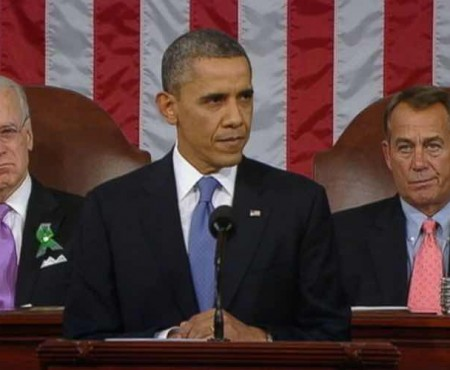 State of the Union 2015 Address response via CNN app