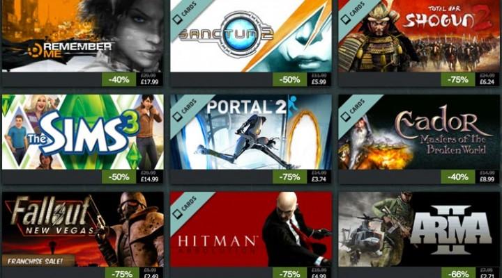 Steam Summer Sale for 2013 taunts Mac