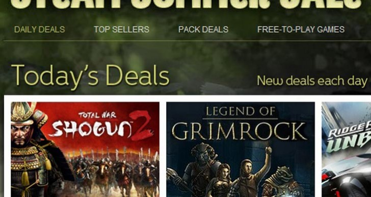 Steam Summer Sale start date likely in June, 2015