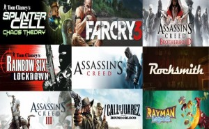 Steam sale this weekend courtesy of Ubisoft