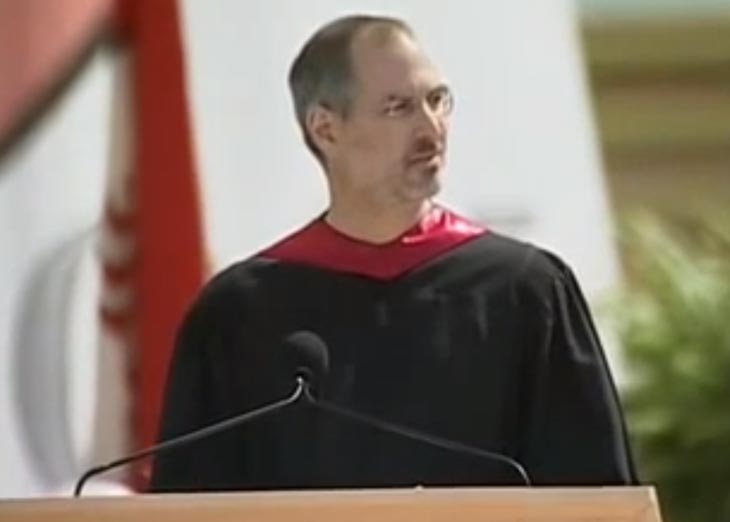 Steve Jobs speech videos on anniversary of death