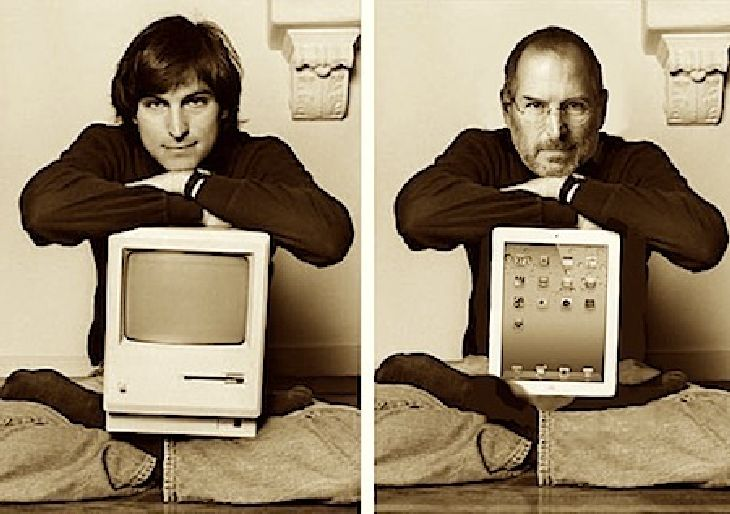 Time capsule found with Steve Job's Apple Lisa Mouse