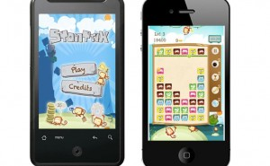 Stontrix puzzle game for iPhone and Android