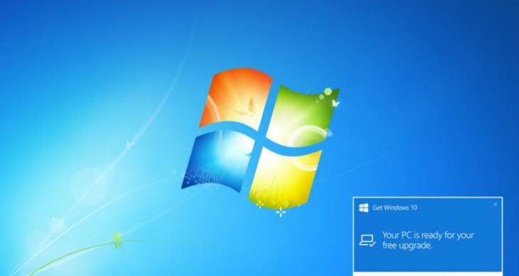 Stop Windows 10 upgrade notifications for good