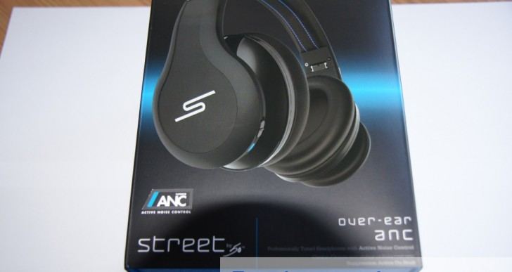 Street by 50 Cent over ear headphones hands-on review