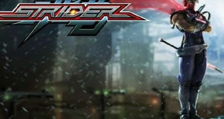 Strider release date announced for PS4, Xbox One