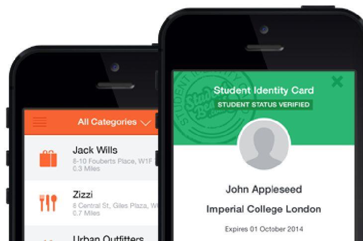 Student-Beans-App