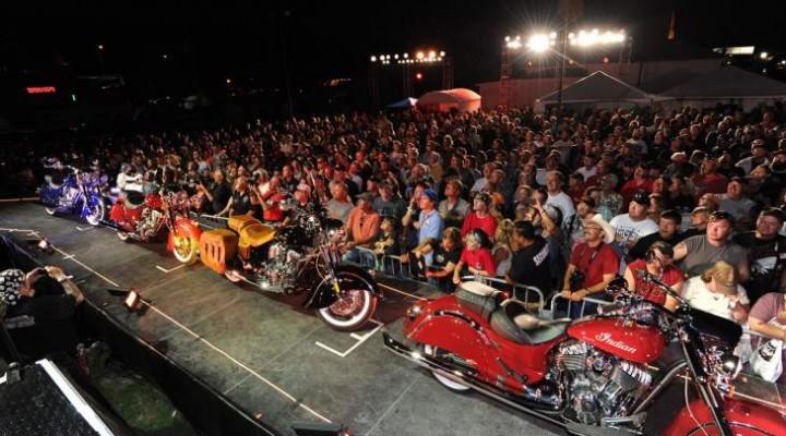 Sturgis 2014 schedule of events include Jesse James