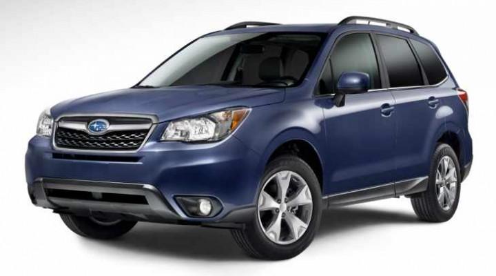 Subaru Forester recall over car mat problems