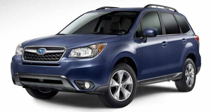 Subaru Forester recall over car mat problems