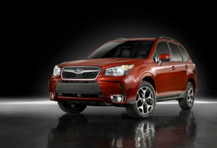 Subaru Forester recall over car matt