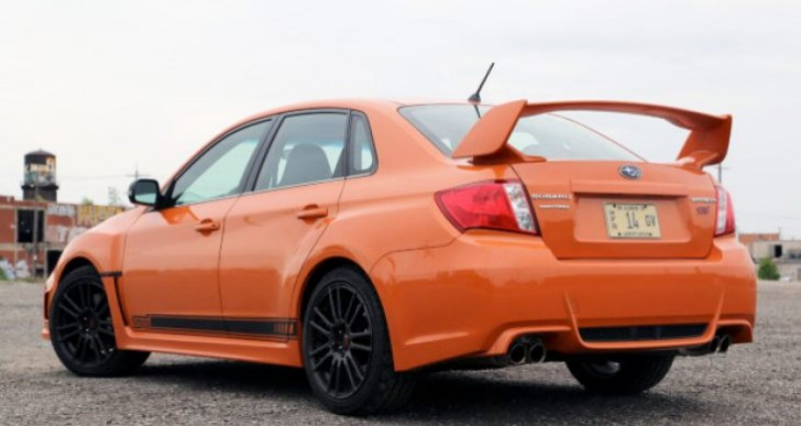 Subaru WRX and STI 2014 US specs at a price