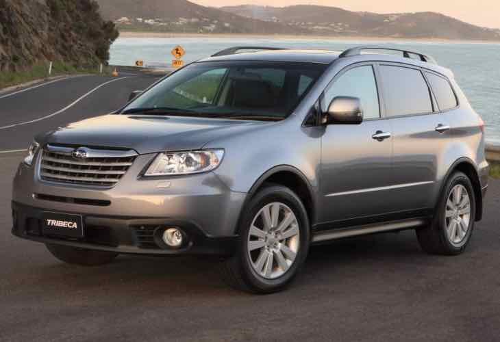 Subaru Tribeca replacement name