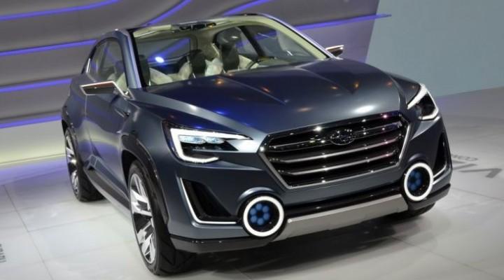 Subaru Viziv 2 concept at GMS 2014 a vision for innovation