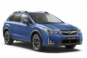 Subaru XV facelift changes and specs are subtle