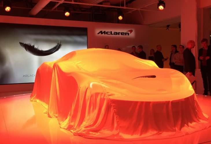 Suggested McLaren 540C price, specs still elusive