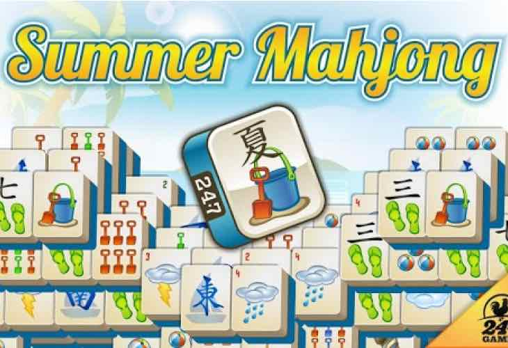 Summer Mahjong is Amazon's Today's free app of the day