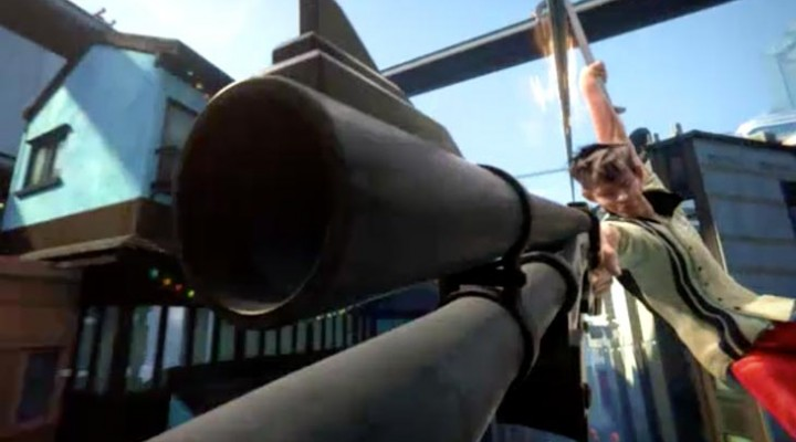 Sunset Overdrive for GTA V fans on Xbox One