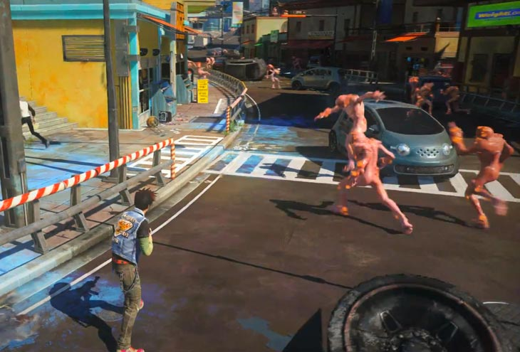 Us Auto Sales >> Sunset Overdrive story gameplay with weapons – Product Reviews Net