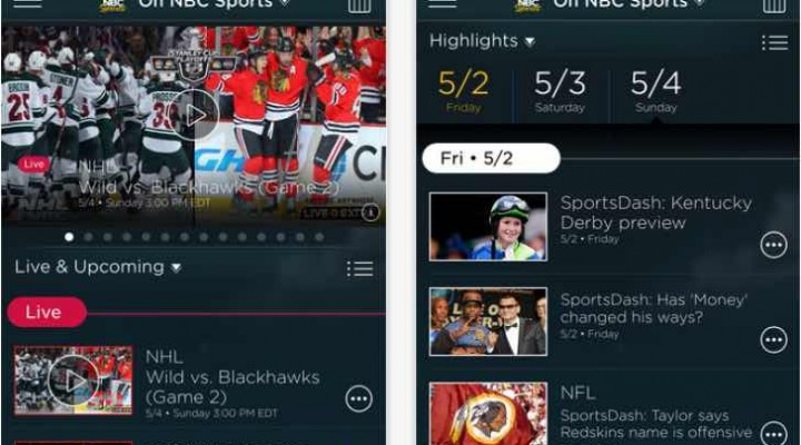Super Bowl 2015 live stream for phones and tablets