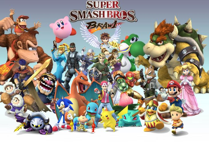 Super Smash Bros UK price roundup