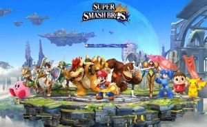 Super Smash Bros 3DS demo live in USA, UK