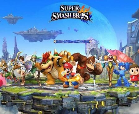 Super Smash Bros 3DS demo live in USA, UK