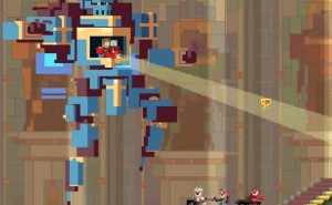 Super Time Force review on Xbox One