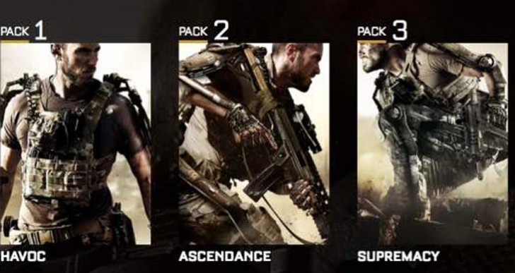 Advanced Warfare PS4 Supremacy DLC live on Thursday