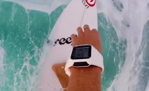 Surf GPS watch by Rip Curl