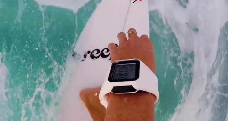 Rip Curl GPS Watch release month
