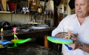 Surf Report covers new Kickstarter project