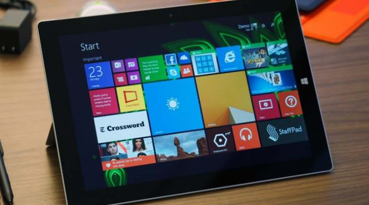 Surface 3 software changes more notable than hardware