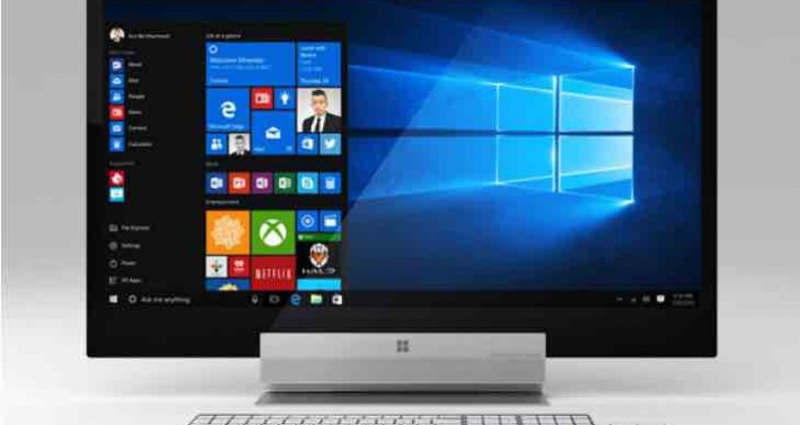Microsoft Surface all-in-one Vs 2016 iMac specs showdown next week?