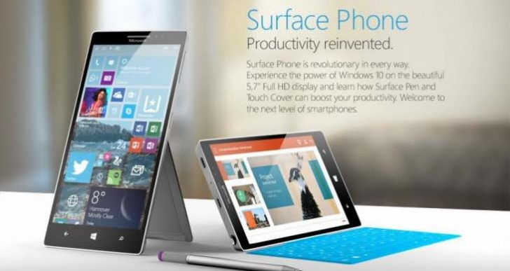 Surface Phone, Laptop release likely during October event