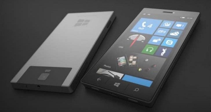 Surface Phone alongside Pro 5, Book 2 in early 2017?