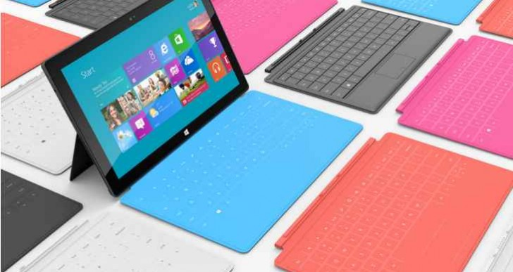 Surface Pro 128GB stock update availability, shipments imminent