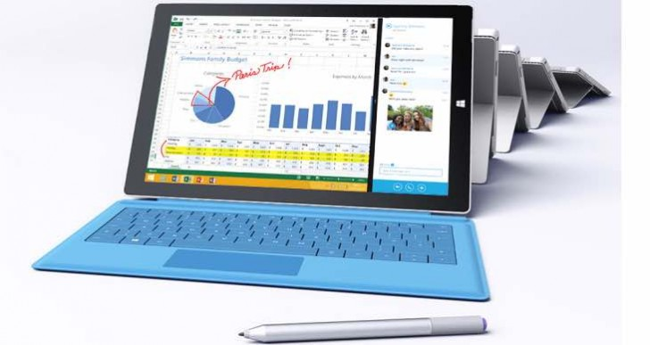 Surface Pro 3 battery drain fix imminent, possible recall