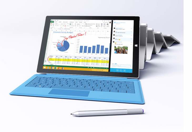 Surface Pro 3 battery drain fix imminent