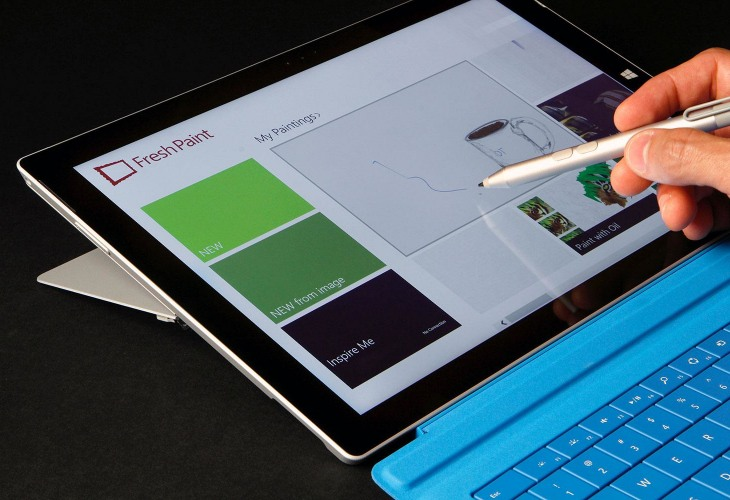 Surface Pro 3 public user reviews days away
