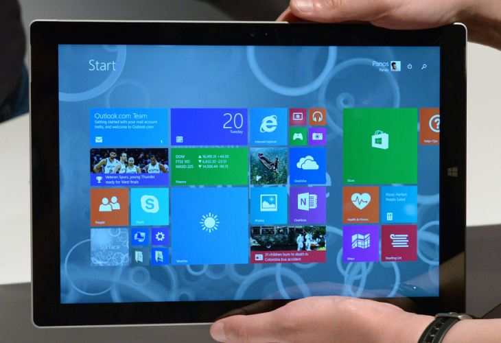 Surface Pro 3 vs. MacBook Air in unlikely conflict